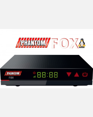 RECEPTOR PHANTOM FOX - IPTV ONDEMAND WIFI