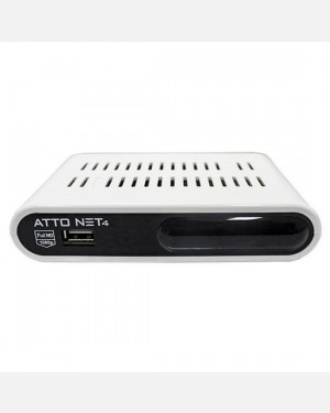 Receptor Atto Net4 Mini HD - Via Cabo - 1080p Iks sks