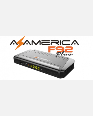 RECEPTOR AZAMERICA F92 PLUS - WIFI FULL HD