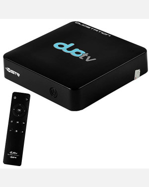 Receptor Duostation Duo TV - Ultra HD 4K IPTV WiFi HDMI Duosat