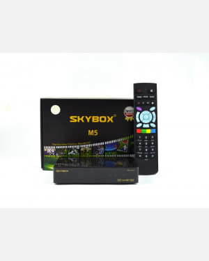 Receptor Skybox M5 CS Full HD 1080p Wifi Dual Core Iks HDMI