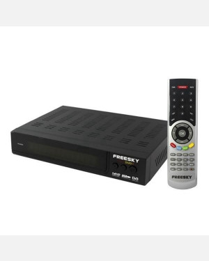 Receptor Freesky Freeduo X + 3 Tunners iptv GRPS 3G IKS SKS
