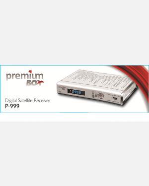 Premium Box P 999 HD + Wifi
